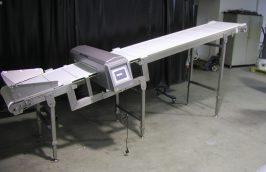 dopravnik separator kovov