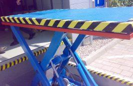 vysokozdvizna hydraulicka plosina 3